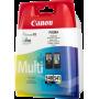 ORIGINAL Cartuccia Inkjet Canon 5225B006 Multipack CL-541 PG-540 + CL-541 Nero più Colore