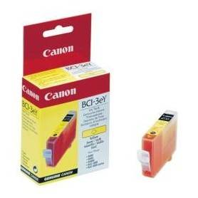 ORIGINAL Cartuccia Inkjet Canon BCI-3eY 4482A002Nero 340 Pagine