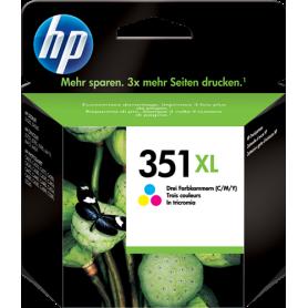 ORIGINAL Cartuccia Inkjet HP CB337EE / HP 351 Colore 170 Pagine