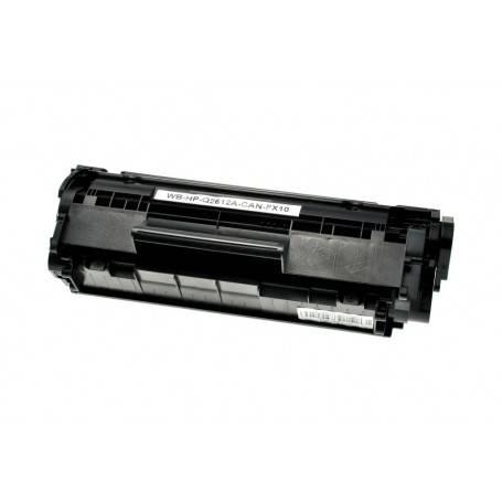 COMPATIBILE Toner Canon FX-10 0263B002 Nero 2000 Pagine
