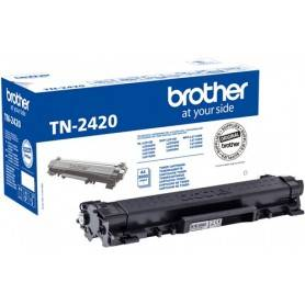 Toner Brother TN-2420 Nero 3000 Pagine Originale