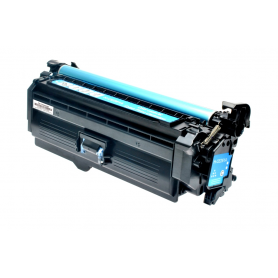 Toner HP CF401X Compatibile HP 201X Ciano 2300 Pagine