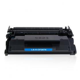 Toner HP CF287X Compatibile HP 87X Nero 18.000 Pagine