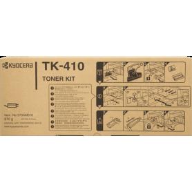 Toner per Kyocera TK-410 Originale Kyocera 370AM010 Nero 15000 Pagine