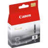 ORIGINAL Cartuccia Inkjet Canon  CLI-8bk 0620B001 13ml