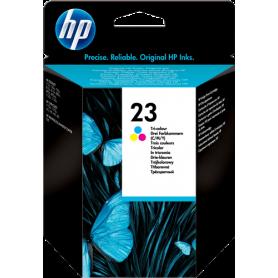 Cartuccia HP Inkjet  C1823D Originale HP 23 Colore 620 Pagine