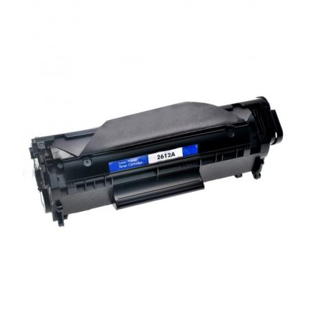 Toner HP Q2612A Compatibile HP 12A Nero 2000 Pagine