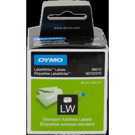 Etichette Dymo LabelWriter 28x89 mm bianche
