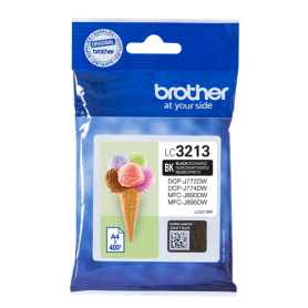 Cartuccia Brother LC-3213 Inkjet Originale Nero