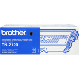 Toner Brother TN-2120 Originale Nero 2600 Pagine