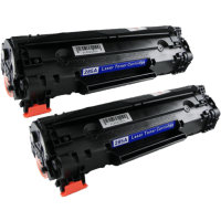 Toner HP CE285A Multipack 2 Compatibile HP 85A Nero 1600 Pagine