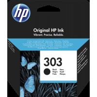 Cartuccia HP 303 T6N02AE Originale Nero 200 Pagine