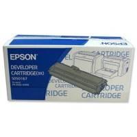 ORIGINAL Epson toner nero C13S050167 S050167 ~3000 Seiten