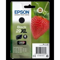 Cartuccia Epson T2991 Originale C13T29914012 Nero T29XL