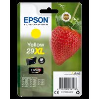 Cartuccia Epson T2944 Originale C13T29944012 Giallo 29XL