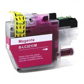 Cartuccia Brother LC3213M Compatibile Magenta