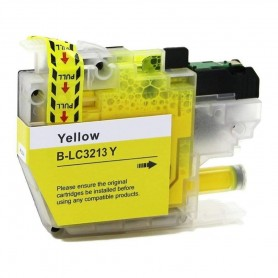 Cartuccia Brother LC3213Y Compatibile Giallo