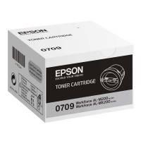 ORIGINAL Epson toner nero C13S050709 0709 ~2500 Seiten standard