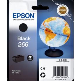Cartuccia Epson C13T26614010 / Originale T266 Nero