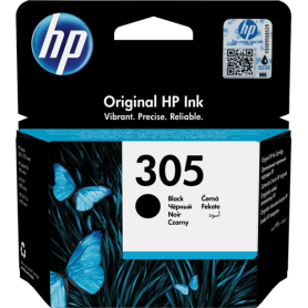 Cartuccia HP 305 3YM61AE Originale Nero
