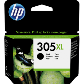 Cartuccia HP 305 XL 3YM62AE Originale Nero