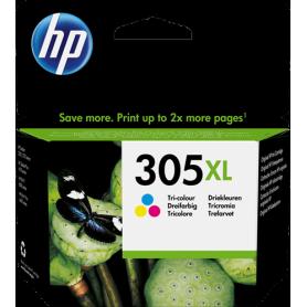 Cartuccia HP 305 XL 3YM63AE Originale Colore