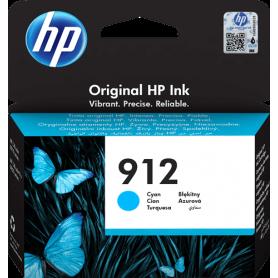 Cartuccia HP 912 Originale 3YL77AE Ciano