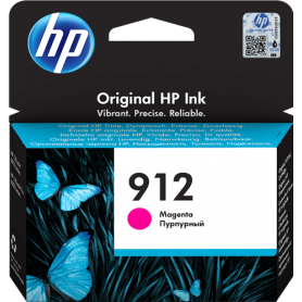 Cartuccia HP 912 Originale 3YL78AE Magenta