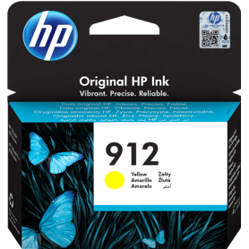 Cartuccia HP 912 Originale 3YL79AE Giallo