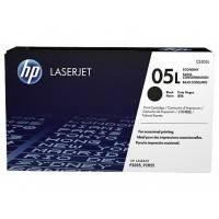 ORIGINAL HP toner nero CE505L 05L ~1000 Seiten Economy
