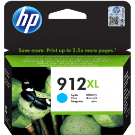 Cartuccia HP 912XL Originale 3YL81AE Ciano