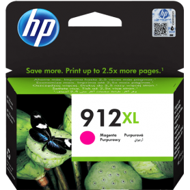 Cartuccia HP 912XL Originale 3YL82AE Magenta