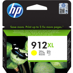 Cartuccia HP 912XL Originale 3YL83AE Giallo