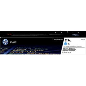 Toner HP 117A W2071A Ciano Originale