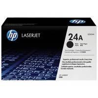ORIGINAL HP toner nero Q2624A 24A ~2500 Seiten