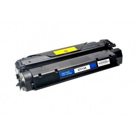 Toner HP C7115X Compatibile HP 15X Nero 3500 Pagine