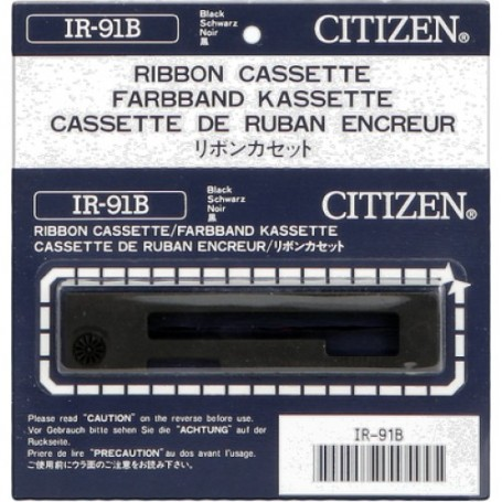 ORIGINAL Citizen Nastro colorato nero CBM910 IR-91b