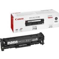 ORIGINAL Canon toner nero 718 BK 2662B002 ~3400 Seiten