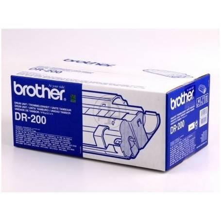 ORIGINAL Brother Tamburo nero DR-200  ~10000 Seiten
