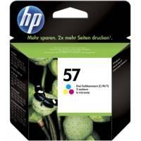 ORIGINAL HP Cartuccia d'inchiostro colore C6657AE 57 ~500 Seiten
