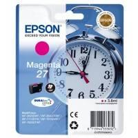 ORIGINAL Epson Cartuccia d'inchiostro magenta C13T27034010 T2703 ~300 Seiten 3.6ml