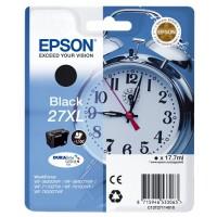 ORIGINAL Epson Cartuccia d'inchiostro nero C13T27114010 T2711 ~1100 Seiten 17.7ml XL