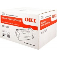 ORIGINAL OKI toner nero 45488802  ~18000 Seiten standard