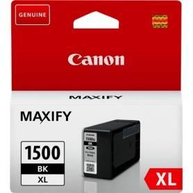 ORIGINAL Canon Cartuccia d'inchiostro nero PGI-1500bk XL 9182B001 ~1200 Seiten 34.7ml