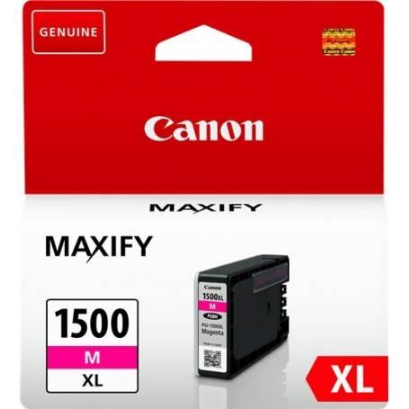 ORIGINAL Canon Cartuccia d'inchiostro magenta PGI-1500m XL 9194B001 ~780 Seiten 12ml
