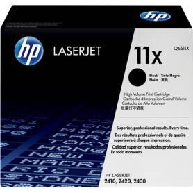ORIGINAL HP toner nero Q6511X 11X ~12000 Seiten