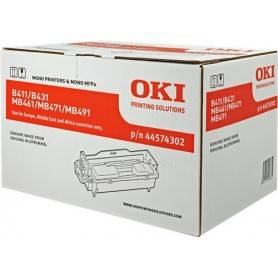 ORIGINAL OKI Tamburo nero 44574302  ~25000 Copie