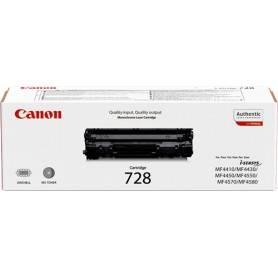 ORIGINAL Canon toner nero 728 3500B002 ~2100 Seiten
