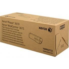 ORIGINAL Xerox toner nero 106R02722  ~14100 Seiten alta capacit?