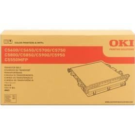 ORIGINAL OKI unit? di trasporto  43363412 43363402 ~60000 Seiten cinghia di trasferimento